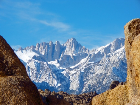 Mt Whitney - 14,508 ft